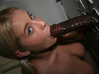 Amatuer Cindee Black Dick Sucked