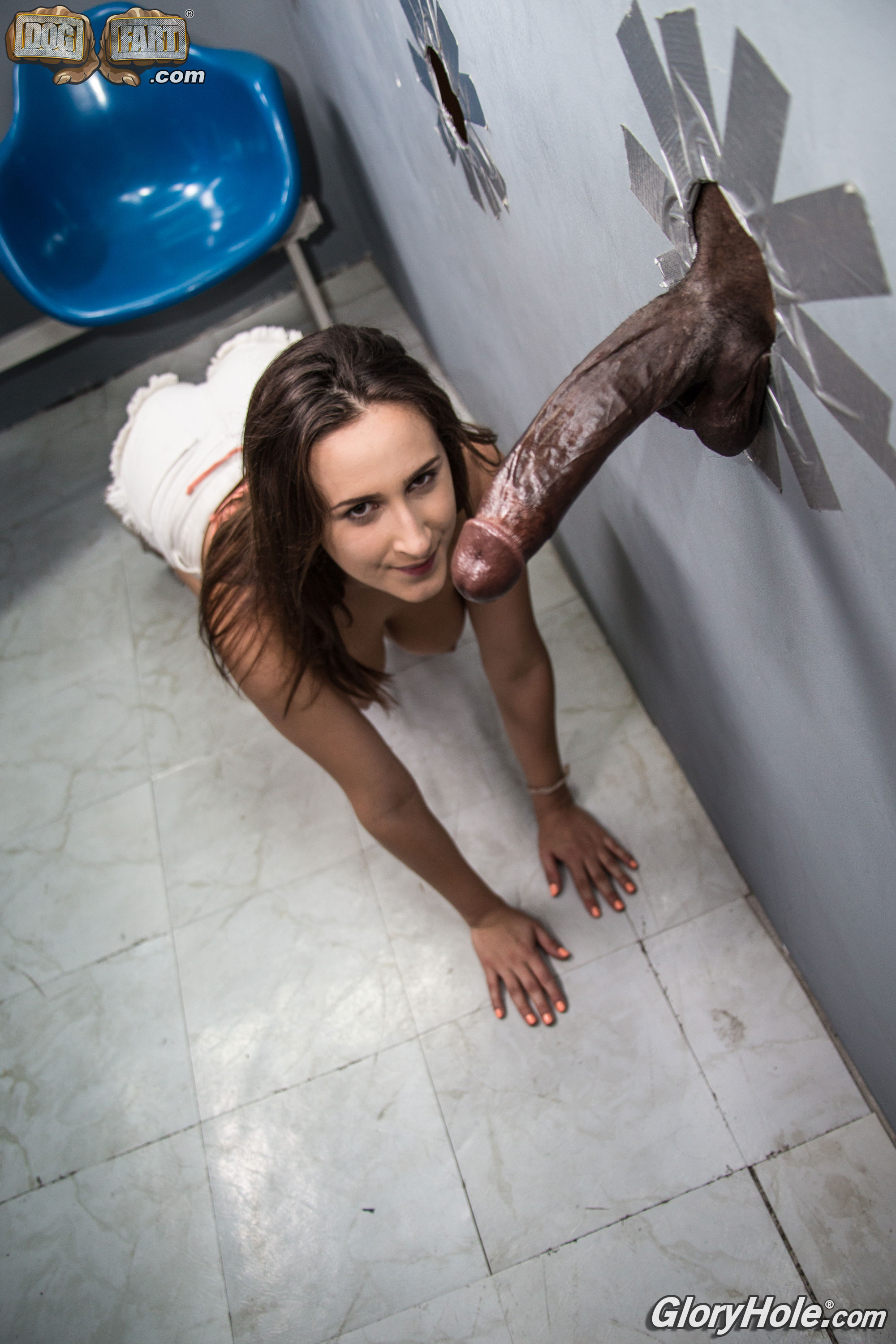 Ashley adams gloryhole