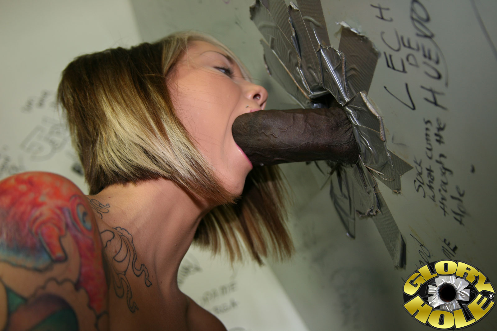 Gloryhole cum stories