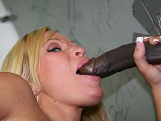 Austin Taylor Loves Black Cock