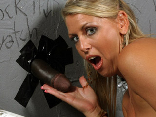 Black Monster Cock Chelsea Zinn