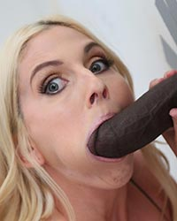 Christie Stevens's Second Appearance Arzun Blacks On Blondes