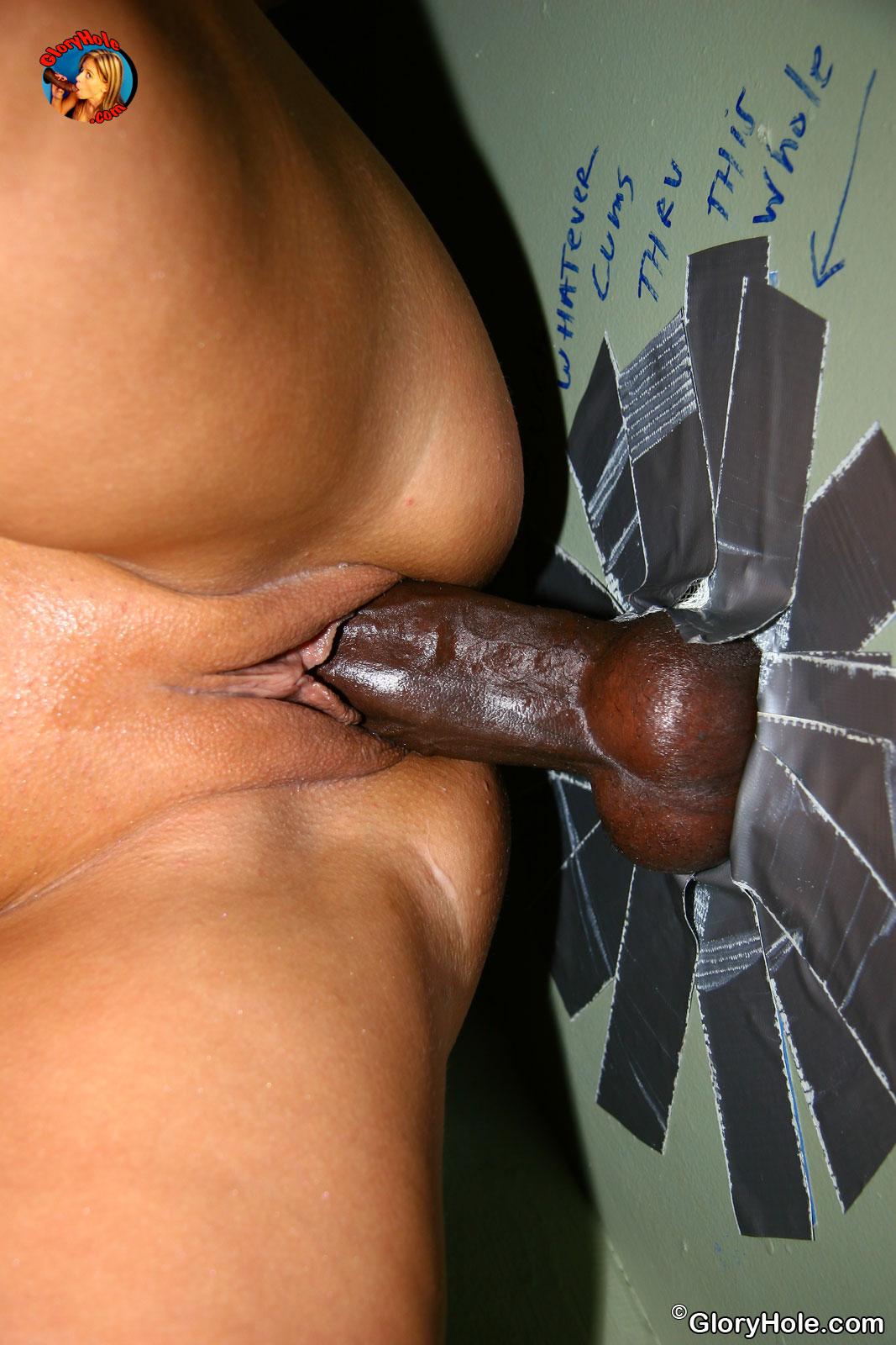 Gallery glory hole video