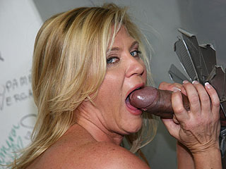 Ginger Lynn Loves Black Cock