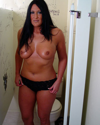 Extreme Holly 12 Inch Black Cock