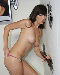Holly Michaels Black Cock Helicopter