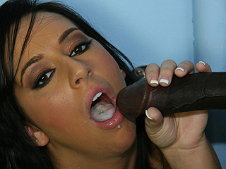 Jordan Star First Big Black Dick