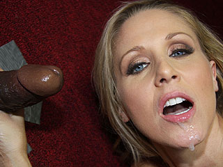 Julia Ann Ride Black Dick