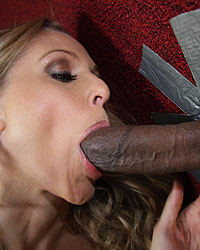 Julia Ann Black Man Cock