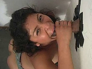 Laurie Vargas Interracial Gangbang Photos