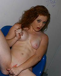 Lucy Fire Black Cock Picture