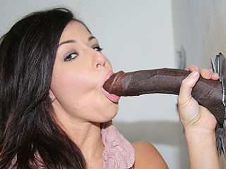 18 Interracial Mia Gold