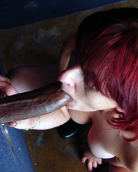 Nikki Huge Black Dick