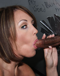 Nikki Anne Hard Black Dick