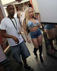 Blacks On Blondes Videos Nikki Delano