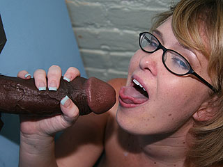 Sasha Knox Black Dick Cumshots
