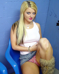 Sophie dee at gloryhole