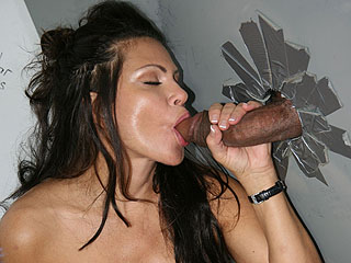Teri Weigel Monster Black Cock