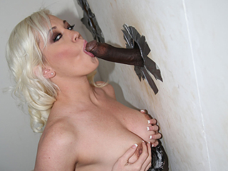 Dark Black Cock Whitney Grace